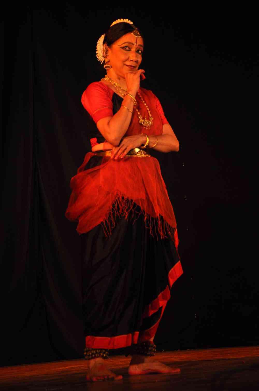 Bhartanatyam_LeelaSamson