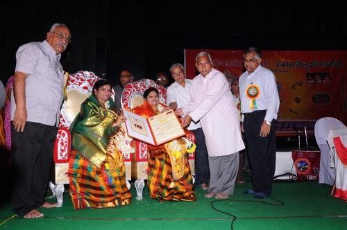 Subbalakshmi Award