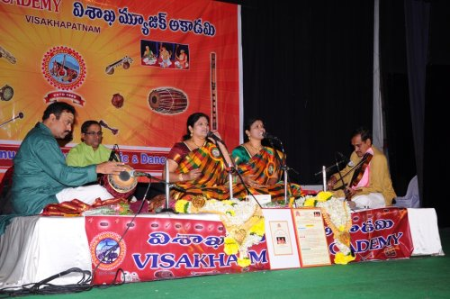 Vishnubhatla Sisters